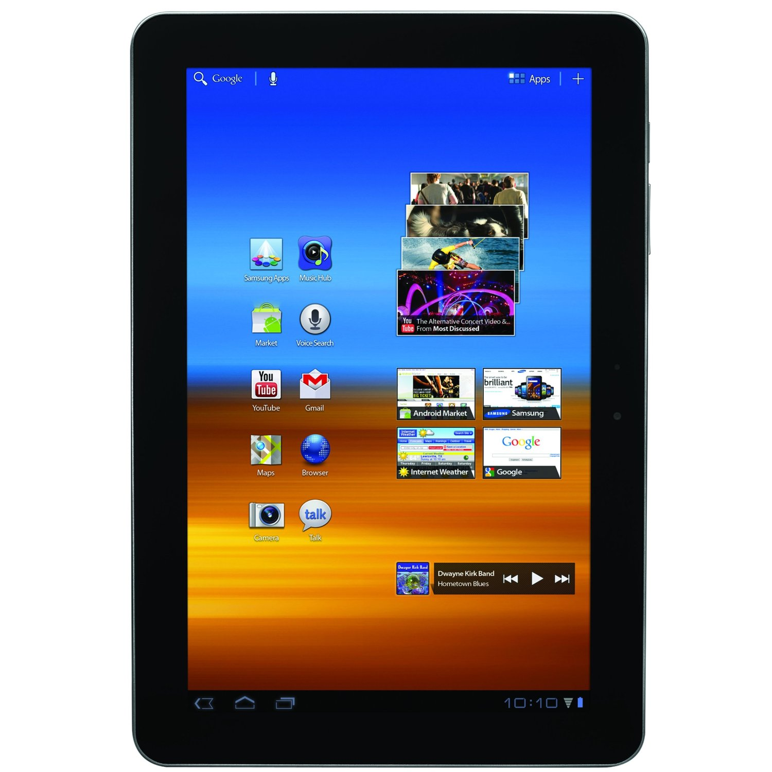 best prices on samsung galaxy tablet 10 1 with wifi 16gb 32gb buy online tablet junki. Black Bedroom Furniture Sets. Home Design Ideas