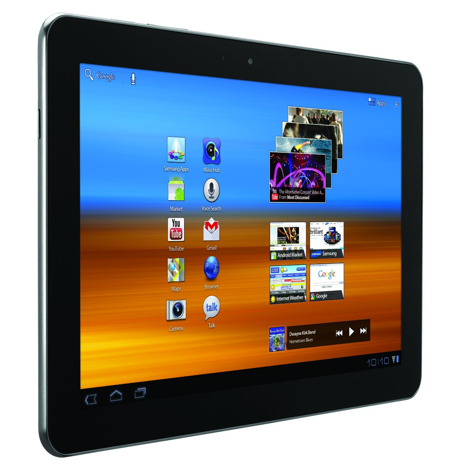 Galaxy Tab 10.1: the Best Android Tablet on the Market